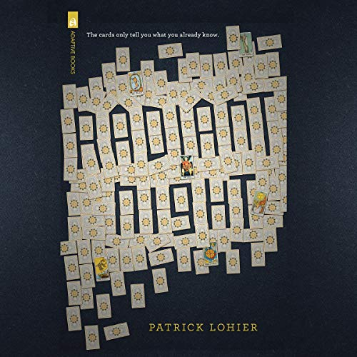 Radiant Night audiobook cover art