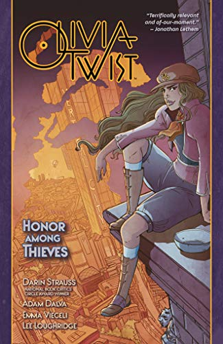 OLIVIA TWIST HONOR AMONG THIEVES (Oliver Twist)