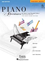 Piano Adventures Level 2A: Theory Book