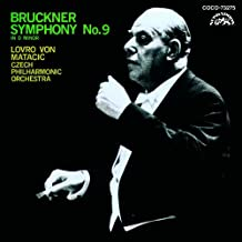 Bruckner: Symphony No. 9 by Lovro Von Matacic