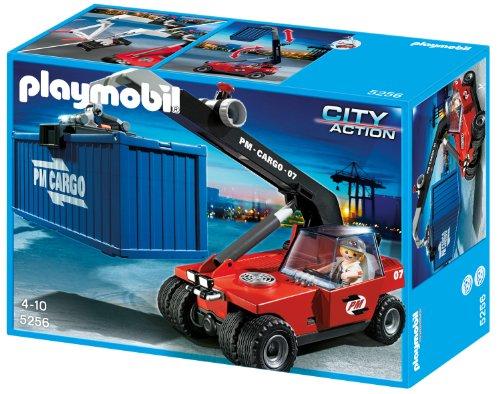 Playmobil 5256 - Großer Containerstapler
