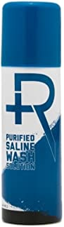 Recovery Piercing Aftercare Purified Saline Spray - All Natural Piercing Cleaner, 1.5 Ounces