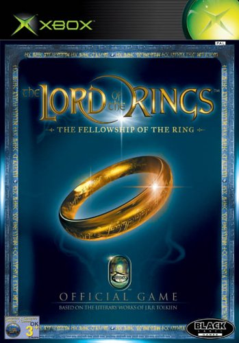 The Lord of the Rings: The Fellowship of the Ring (XBox) [Xbox]