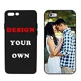 Naispanda Coque pour iPhone 7 Plus iPhone 8 Plus - Coque Téléphone Personnalisée, Personnalisable...