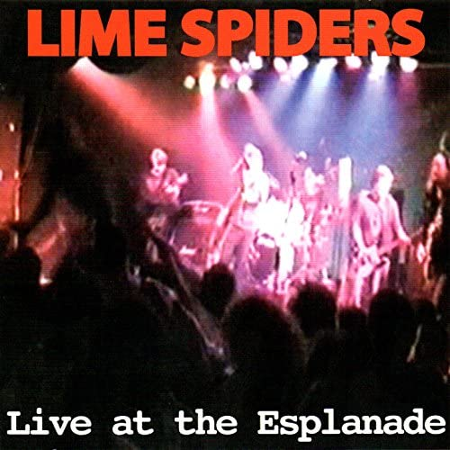 Lime Spiders
