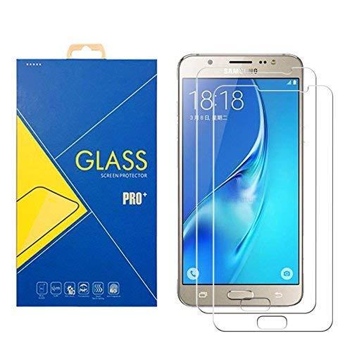 ILeaf [2 Pack] Film Verre Trempé Compatible Samsung Galaxy J5 2016 / SM-J510 / J510F / J510FN / J5 Duos / 510 - Protection D'Ecran Contre Chocs Et Rayures