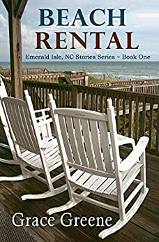 """alt=""""On the Crystal Coast of North Carolina, in the small town of Emerald Isle…  Juli Cooke, hard-working and getting nowhere fast, marries a dying man, Ben Bradshaw, for a financial settlement, not expecting he will set her on a journey of hope and love. The journey brings her to Luke Winters, a local art dealer, but Luke resents the woman who married his sick friend and warns her not to hurt Ben—and he's watching to make sure she doesn't.  Until Ben dies and the stakes change.  Framed by the timelessness of the Atlantic Ocean and the brilliant blue of the beach sky, Juli struggles against her past, the opposition of Ben's and Luke's families, and even the living reminder of her marriage—to build a future with hope and perhaps to find the love of her life—if she can survive the danger from her past."""""""