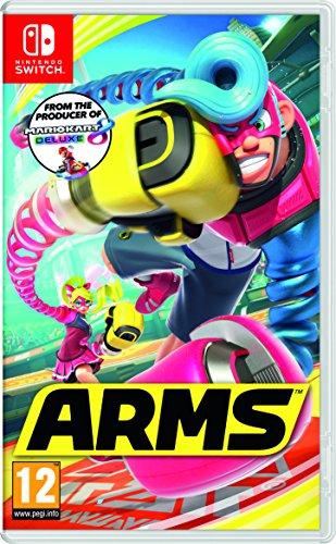 ARMS - Nintendo Switch [Edizione: Regno Unito]