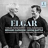 Elgar: Violin Concerto and Violin Sonata