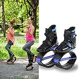 MLyzhe Unisex Springen Schuhe Trampolin Schuhe Anti Schwerkraft Laufen Stiefel Zum Fitness Laufen...