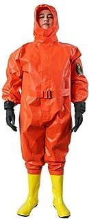 5454139fe CYHX Protección y Seguridad en General Trabajo Overol ignífugo con  Capucha/Ropa de protección contra