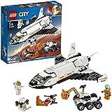 LEGO City Space Port Juguete de Construcción de Lanzadera Científica a Marte, multicolor (60226)