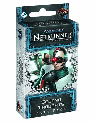 Android Netrunner Lcg: Second Thoughts Data Pack