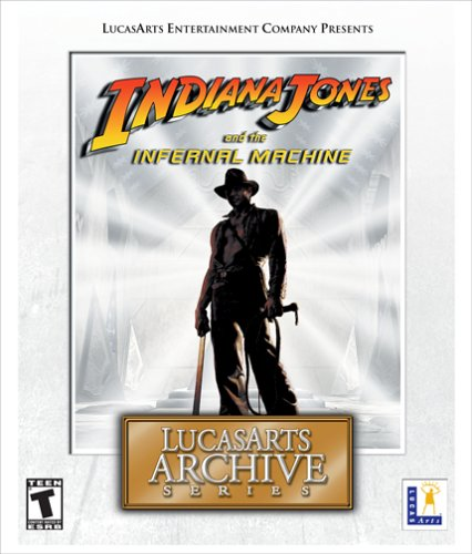Fees free LucasArts Archive Series: Indiana Jones Infernal Brand new and Machine the