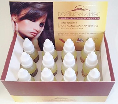 Dominican Magic Hair Follicle Anti-aging Scalp Applicator, 1 Kit