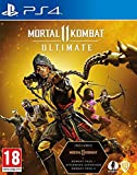 Mortal Kombat 11 - Ultimate Edition (Includes Kombat Pack 1 & 2 + Aftermath Expansion) PS4