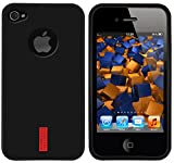 mumbi Hülle kompatibel mit iPhone 4 / 4S Handy Case