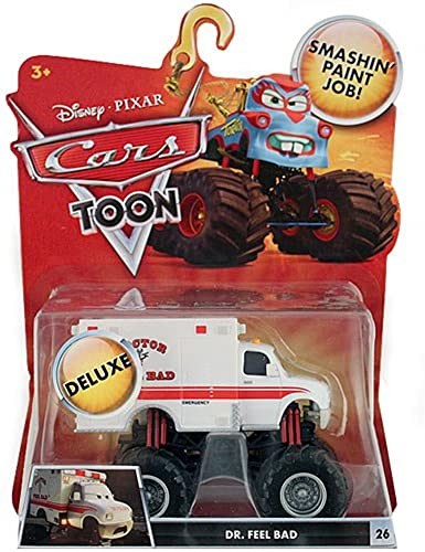 Disney Cars Toon MegaGröße - Dr. Feel Bad No.26