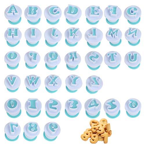 N\\A Ausstechform Ausstecher Ausstechform Aluminiumform Kuchenplätzchen Gebäck Backschneiderform Plätzchen Keksausstecher DIY Keksschneider Set für Kinder Geburtstag Party Deko