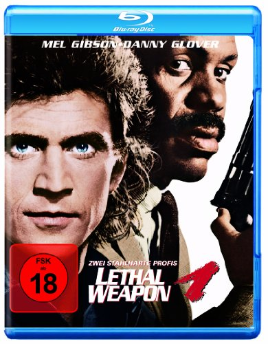 Lethal Weapon 1 [Blu-ray]