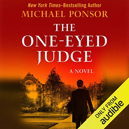 The One-Eyed Judge cover art