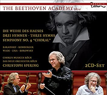 """Beethoven, L.: Symphony No. 9, Op. 125, """"Choral"""" / Missa Solemnis (Excerpts)"""