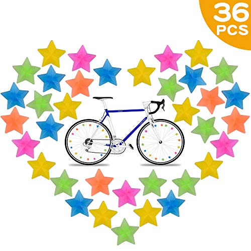 Bike Spokes Beads - Plastic Bike...