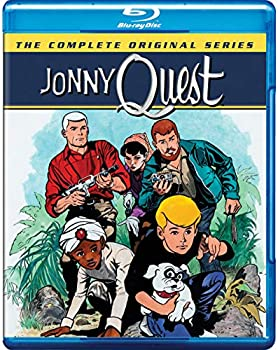 Jonny Quest: The Complete Original Series on Blu-ray