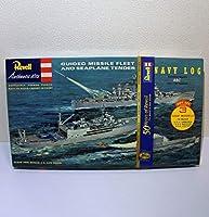 アメリカ レベル 創業50周年記念 復刻&記念 誘導ミサイル艦セット 米海軍 U.S.S.Boston U.S.S.Currituck U.S.S.Nautilus 3隻セット