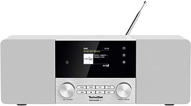 TechniSat Digitradio 4 C – Stereo Digital-Radio (DAB+, UKW, Farbdisplay, Bluetooth,..