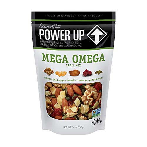 Power Up Trail Mix, Mega Omega T...