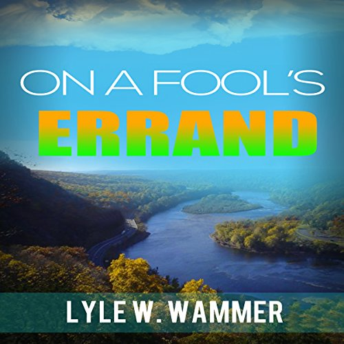On a Fool's Errand audiobook cover art