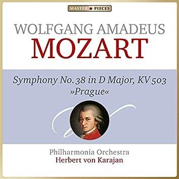 "Masterpieces Presents Wolfgang Amadeus Mozart: Symphony No. 38 in D Major, K. 503 ""Prague"""