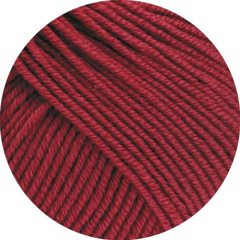 Lana Grossa Cool Wool Big 989 - Indischrot