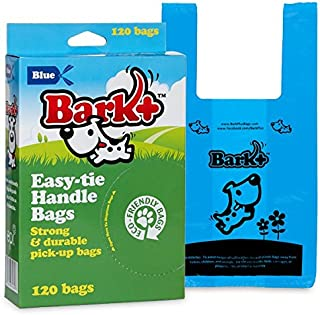 Count Bark Waste Unscented Handles