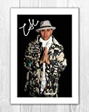 Taboo - Black Eyed Peas 1 SP - Signed Autograph