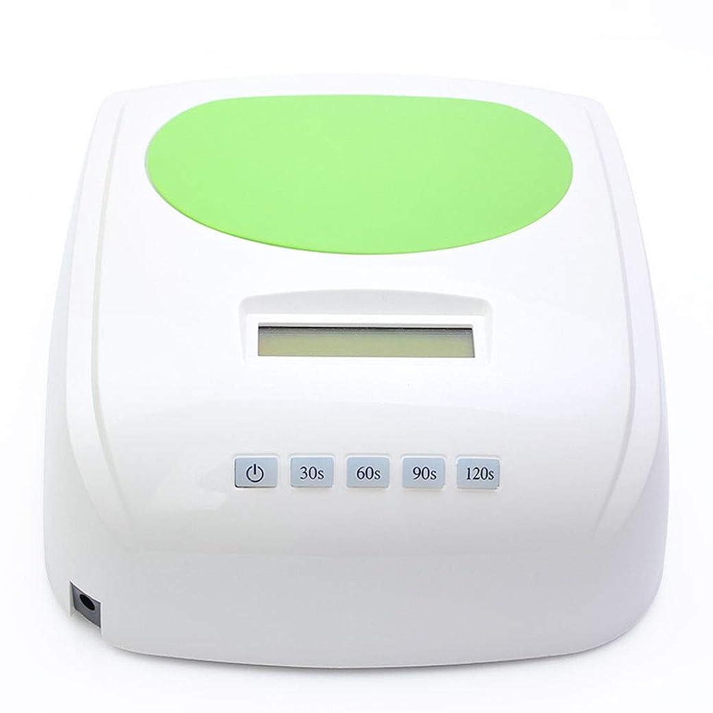ステージレンズ石鹸爪のための48WネイルドライヤーLED / UVランプ、30/60/90/120秒タイマー、赤外線センサー、LCDディスプレイ、すべてのゲルに適して