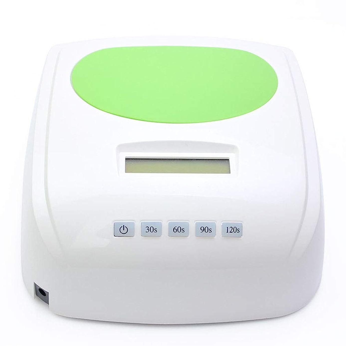 パス強度デザート爪のための48WネイルドライヤーLED / UVランプ、30/60/90/120秒タイマー、赤外線センサー、LCDディスプレイ、すべてのゲルに適して