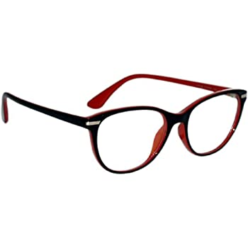 Peter Jones Cat-eye Anti Glare Reading Glasses for Men Women, Computer Readers UV 400 Customise Prescription (AG041)