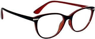 Peter Jones Cat-eye Anti Glare Reading Glasses for Men Women, Computer Readers UV 400 Customise Prescription (AG041)