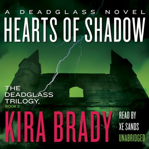 Hearts of Shadow audiobook cover art