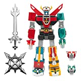 Voltron Defender of The Universe Super7 Ultimates Toy Deco Metallic Paint 7-Inch Collector's Action Figure