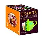 Teabox - Rituels & musiques du monde autour du thé (1CD audio) de Lydia Gautier