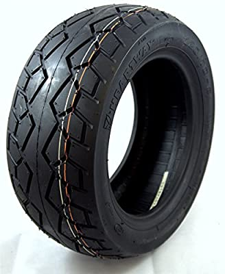 120/70-8 Black Mobility Scooter Tyre fits TGA Vita S Rear Wheel