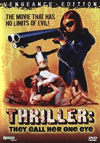 Thriller: They Call Her One Eye [Reino Unido] [DVD]