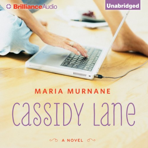 Cassidy Lane audiobook cover art