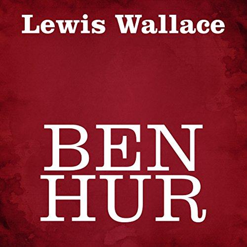 Ben Hur audiobook cover art