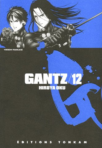 Gantz -Tome 12-