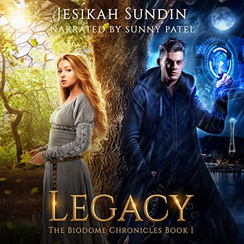 Legacy Audiobook By Jesikah Sundin cover art