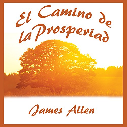 El Camino de La Prosperidad audiobook cover art